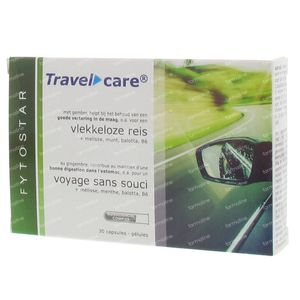 Travel care 30 capsules