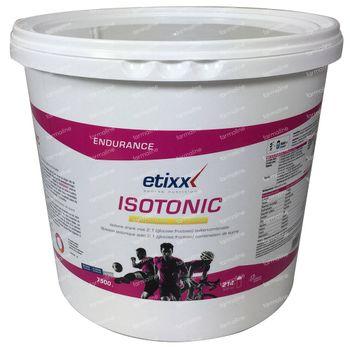 Etixx Isotonic Citron 7,50 kg