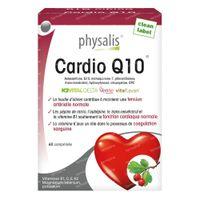 Physalis Cardio Q10 60  comprimés