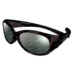 Zonnebril Vista Full Black 4-8j 1 stuk