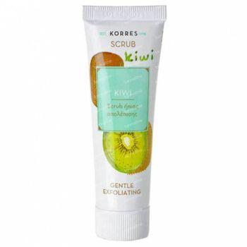 Korres Kiwi Scrub Exfoliant Douce 18 ml