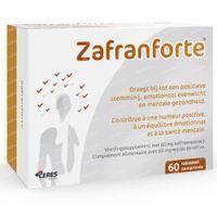 ZafranForte - Positieve Stemming, Emotioneel Evenwicht en Mentale Energie 60  tabletten