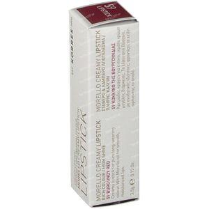 Korres Morello Creamy Lipstick Burgundy Red 59 1 item