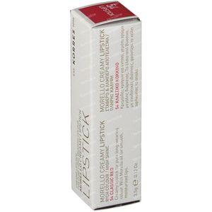 Korres Lipstick Morello Cream Classic Red 54 1 item