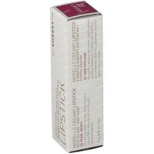 Korres Lipstick Morello Creamy Pearl Berry 28 1 item