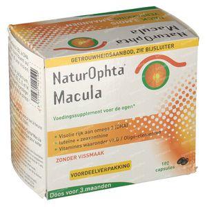 Naturophta Macula 180 St Capsule