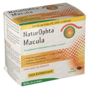 Naturophta Macula 180 St Capsules