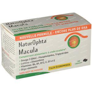 Naturophta Macula 180 capsule