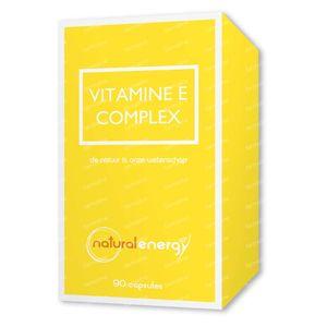 Natural Energy Vitamine E Complex 90 St Capsules