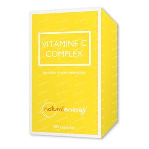 Natural Energy Vitamine C Complex 90 St Capsules