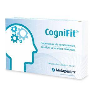 Metagenics Cognifit 30 St capsules