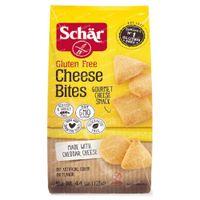 Schär Cheese Bites Glutenfreie Crackers 125 g