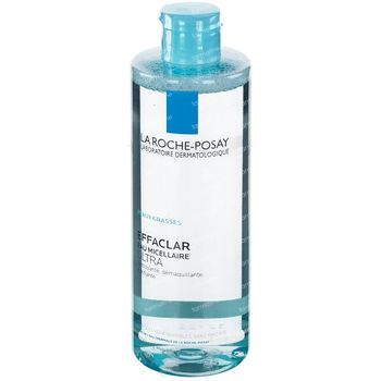 La Roche-Posay Effaclar Zuiverend Micellair Water Verlaagde Prijs 400 ml