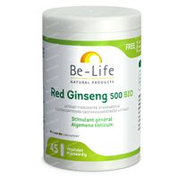 Be-Life Red Ginseng 500 45  capsules