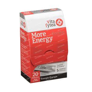 Vitafytea More Energy Booster Concentration & Énergie 20 stick(s)