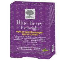 New Nordic Blue Berry Eyebright 120  comprimés