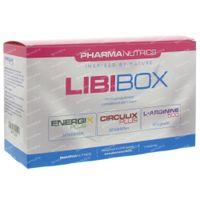 Libibox Pharmanutrics 30/60 Tabletten 60  kapseln