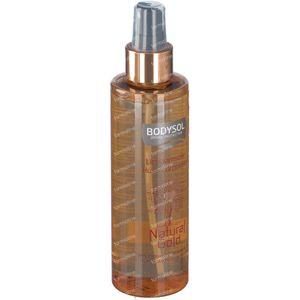Bodysol Natural Gold Body Oil 200 ml