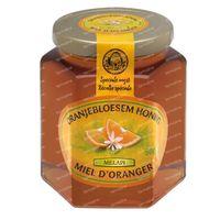 Melapi Miel Fleur d'Oranger Liquide 500 g
