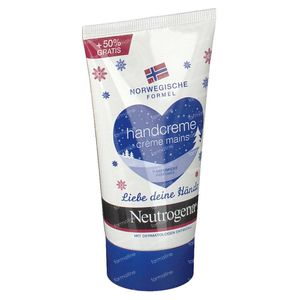 Neutrogena Hand Cream With Perfume Limited Edition + 50% For FREE 50+25 ml