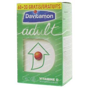 Davitamon Adult V1 + 30 Tablets For FREE 60+30 tablets
