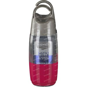 Bodysol Men Douchegel Sport + Stressless 2de Aan -50% 2 x 250 ml