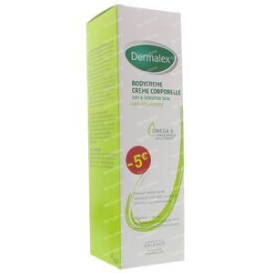 Dermalex Body Crème 10% Ureum Verlaagde Prijs 500 ml