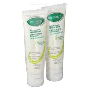 Dermalex Hand Cream Duo 2nd At -50% 2 x 25 ml cream