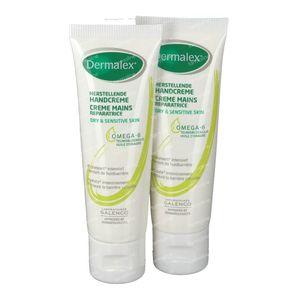 Dermalex Crema Mani Duo 2ndo Al -50% 2 x 25 ml crema