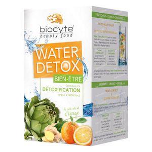 Biocyte Water Detox Welzijn 112 g Poeder