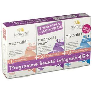 Biocyte 45+ Pack 3x60 softgels