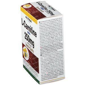 Altisa L-Carnitine 250 mg 60 comprimés