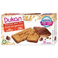 Dukan Biscuit Au Chocolat Son D'avoine 55% 200 g