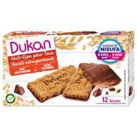 Dukan Schokolade Biskuit Haferkleie 55% 200 g