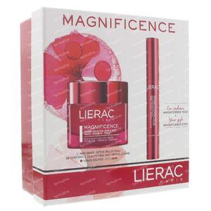 Lierac Coffret Magnificence Crème Veloutée et Yeux Promo 50+15 ml