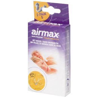 Airmax Classic Neusspreider Small 2 stuks