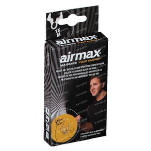 Airmax Sport Nasenspreizer Medium Transparent 1 st