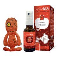 Aromakids Zoombie Kit: Peluche + Spray 1  set