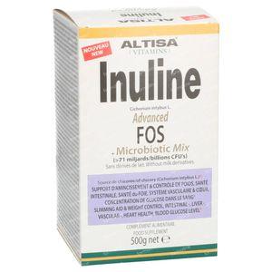 Altisa Inuline Advanced FOS 500 g