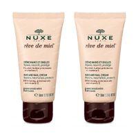 Nuxe Rêve De Miel Hand- en Nagelcrème 2x50 ml tube