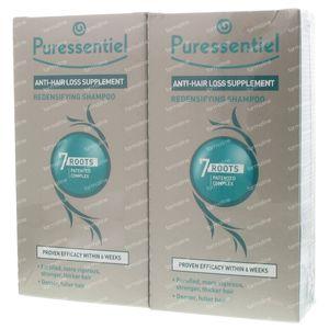 Puressentiel Complément Anti-Chute Shampooing Redensifiant Duo 2ième À 30% 2 x 200 ml