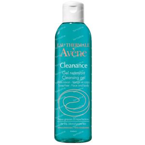 Avène Cleanance Cleansing Gel Without Soap 100 ml