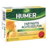 Humer Pharyngite 20  zuigtabletten