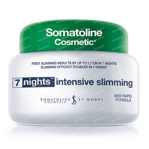 Somatoline Cosmetic Int Nacht 7 + Cellulite Oil Serum Duopack Promo 375 ml