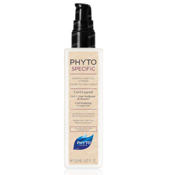 Phyto Phyto Specific Curl Legend Gel-Crème Sculpteur de Boucles 150 ml