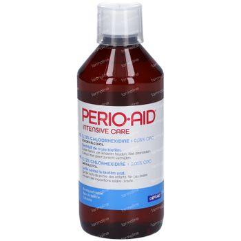 Perio-Aid Bain De Bouche Intensive Care 500 ml