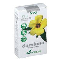 Soria Natural 13-S Damiana XXI 30  tabletten