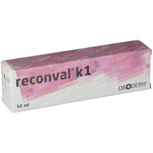 Reconval K1 Creme 50 ml tube