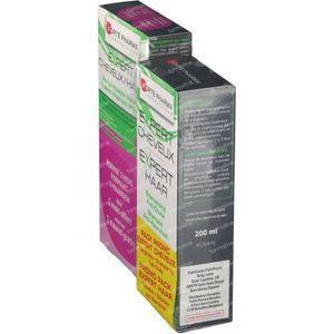 Forté Pharma Expert Haar Tripack + Expert Haar Shampoo 200ml 3 x 28 stuks tabletten