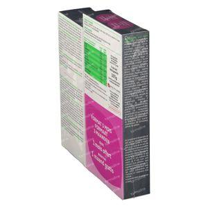 Forté Pharma Expert Cheveux Tripack + Expert Cheveux Shampooing 200ml 3 x 28 pièces comprimés